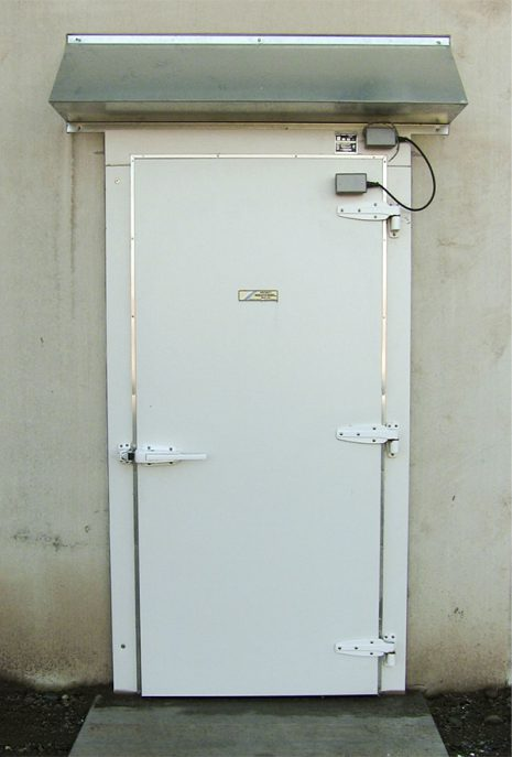 WALK-IN COOLER/FREEZER DOORS & Walk-in Cooler/Freezer Doors u2013 Specialty Insulated Doors